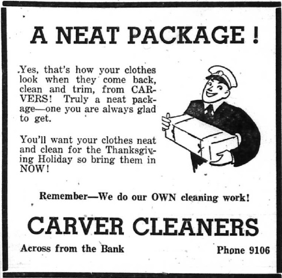 Carver Cleaners