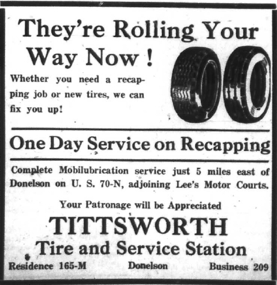Tittsworth Tire and Service Station