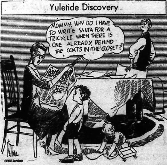 Yuletide Discovery