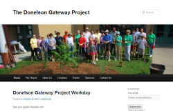 The Donelson Gateway Project