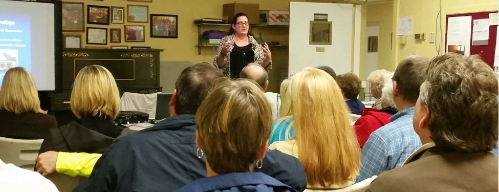Historic Preservation Information Session at Fifty Forward